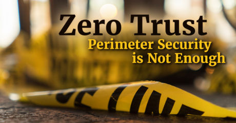Zero trust Security Perimeter