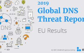 IDC DNS Threat Report Europe Results blog