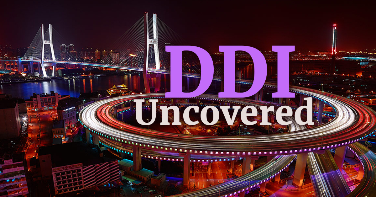 DDI uncovered