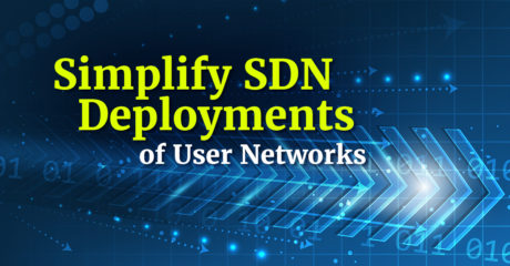 SDN deployments of user networks