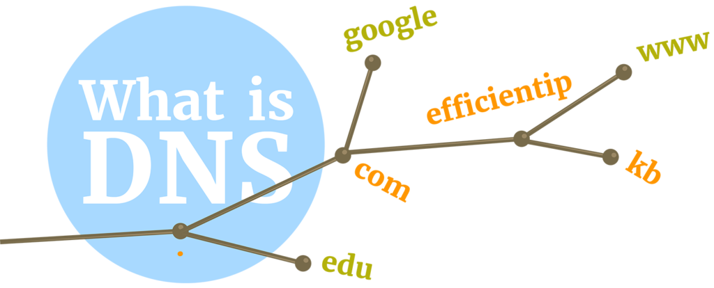 What is DNS-DNS hierarchy