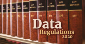 Data regulations 2020