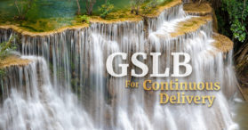 DNS GSLB & Service Mesh for Continuous Delivery