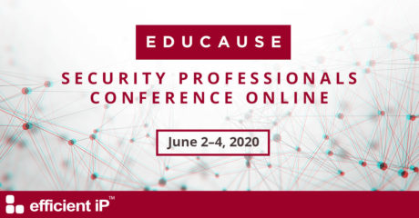 2020 EDUCAUSE Security Professionals Conference Online