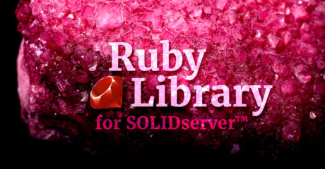 Ruby Library for SOLIDserver DDI