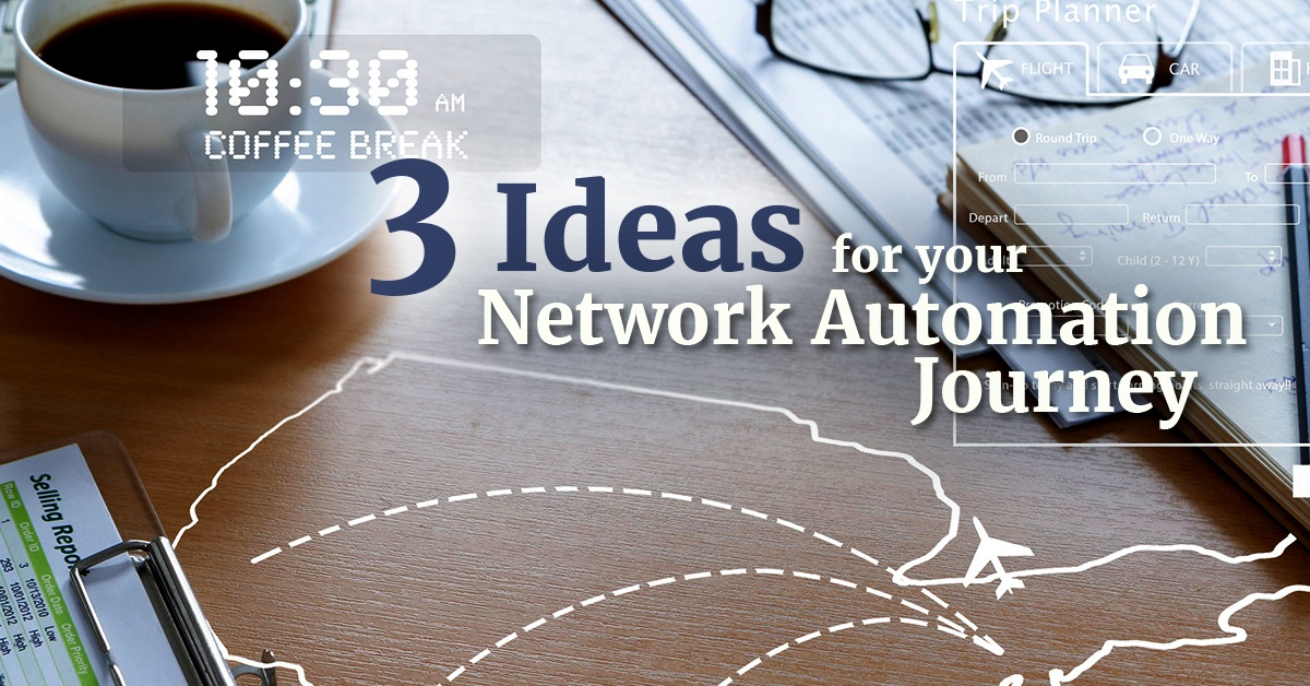 network automation concepts
