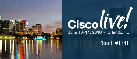 Join EfficientIP at Cisco Live! 2018 at booth 1141