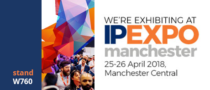 IP EXPO Manchester 2018 EfficientIP W760
