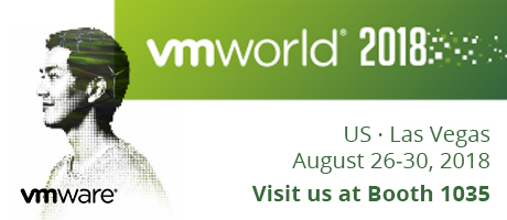 EfficientIP at VMworld US 2018 Booth 1035