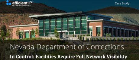 Nevada Department of Corrections case study release