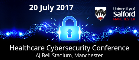 Healthcare Cybersecurity Conference hosted by University of Salford